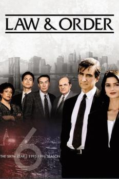 法律与秩序第六季海报剧照